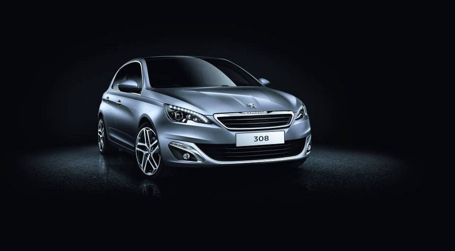 New Peugeot 308 Diesel series